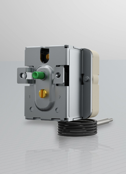 JUMO heatTHERM P300 Measures Safely and Reliably