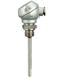 Mineral-Insulated Thermocouples with Form J Terminal Head According to DIN 43710 and DIN EN 60584 (901210)
